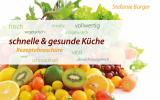 schnelle und gesunde Küche - Rezeptbroschüre